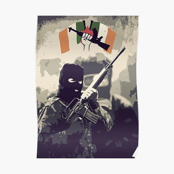 IRA - Volunteer Poster