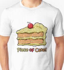 Maze Shirts: Piece of Cake! T-Shirt