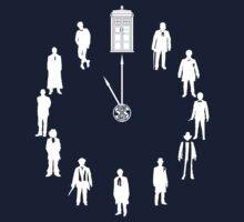 Doctors clock