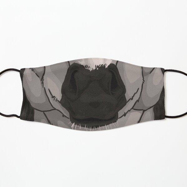 Grey Horse Kids Mask