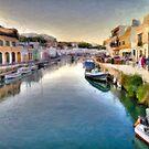 Ciutadella Port -Minorca by oreundici