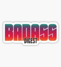 Badass Digest Sticker