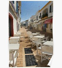 Alley Minorca two Poster