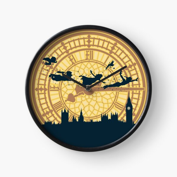 You can fly! Clock