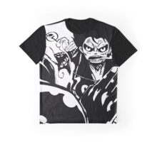 Luffy Gear 4 - Ready To Fight Graphic T-Shirt
