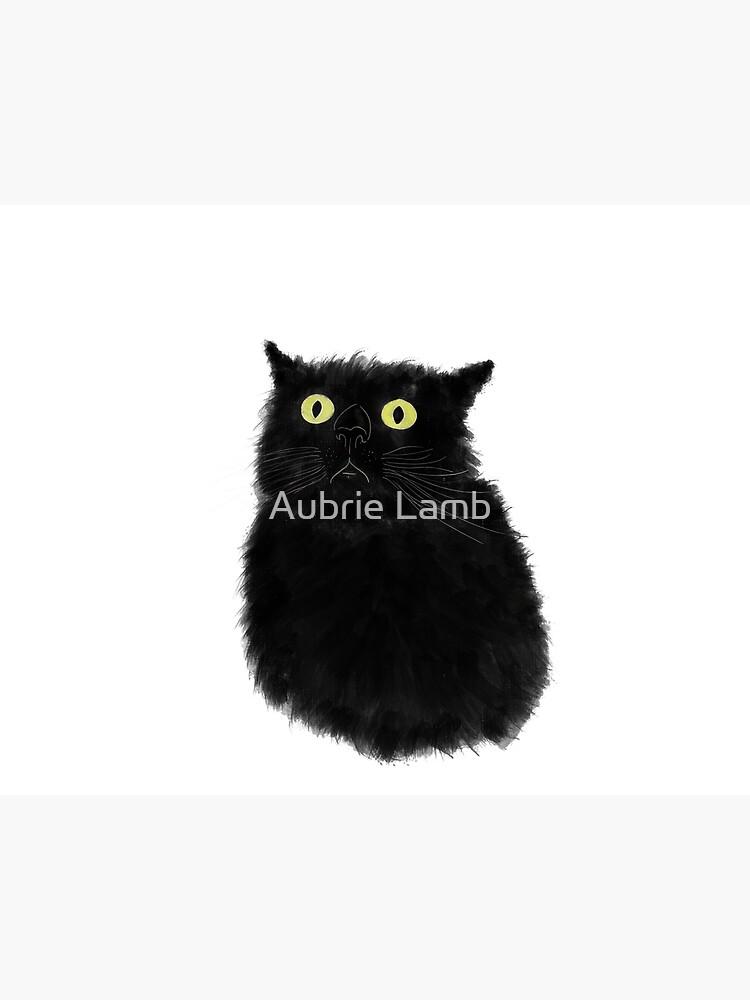 Black Kitty by Aubb