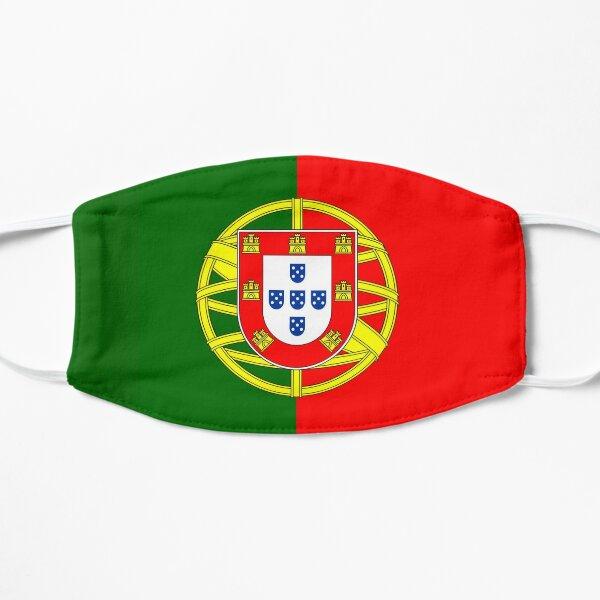 Drapeau du Portugal, Força Portugal Masque sans plis