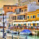 Ciutadella Port by oreundici