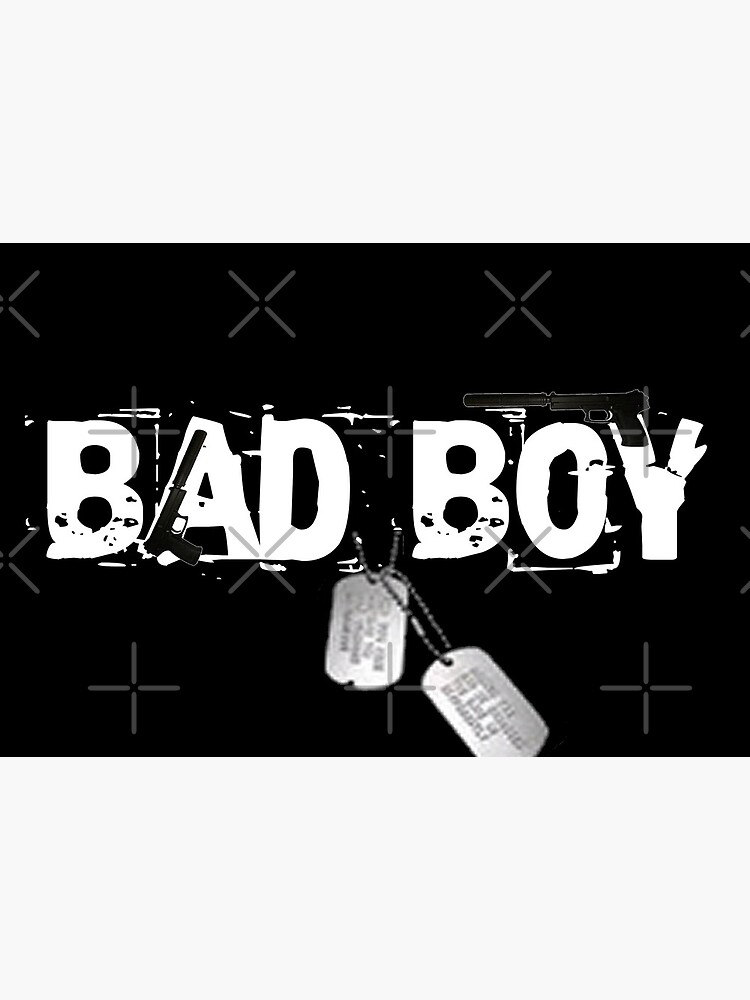 Bad Boy Design by MbrancoDesigns by Mbranco
