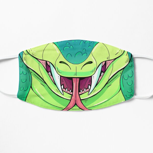 Snake  Flat Mask