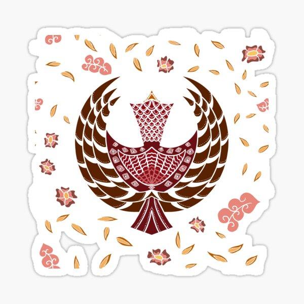 Batik Pesisir Gurdo Sticker