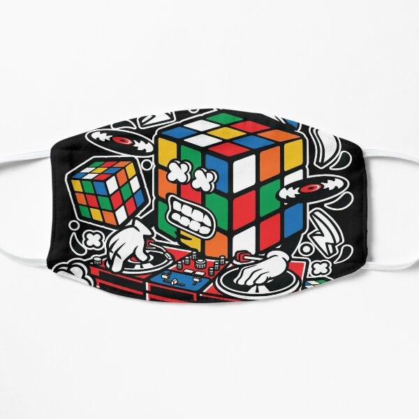 DJ Rubix Cube Masque sans plis