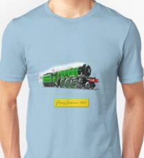 Steam Locomotive - The Flying Scotsman 1923 T-Shirt