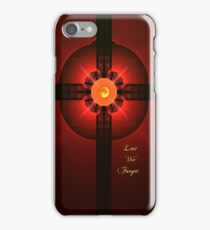 *** HEARTFELT SYMPATHY *** iPhone Case/Skin