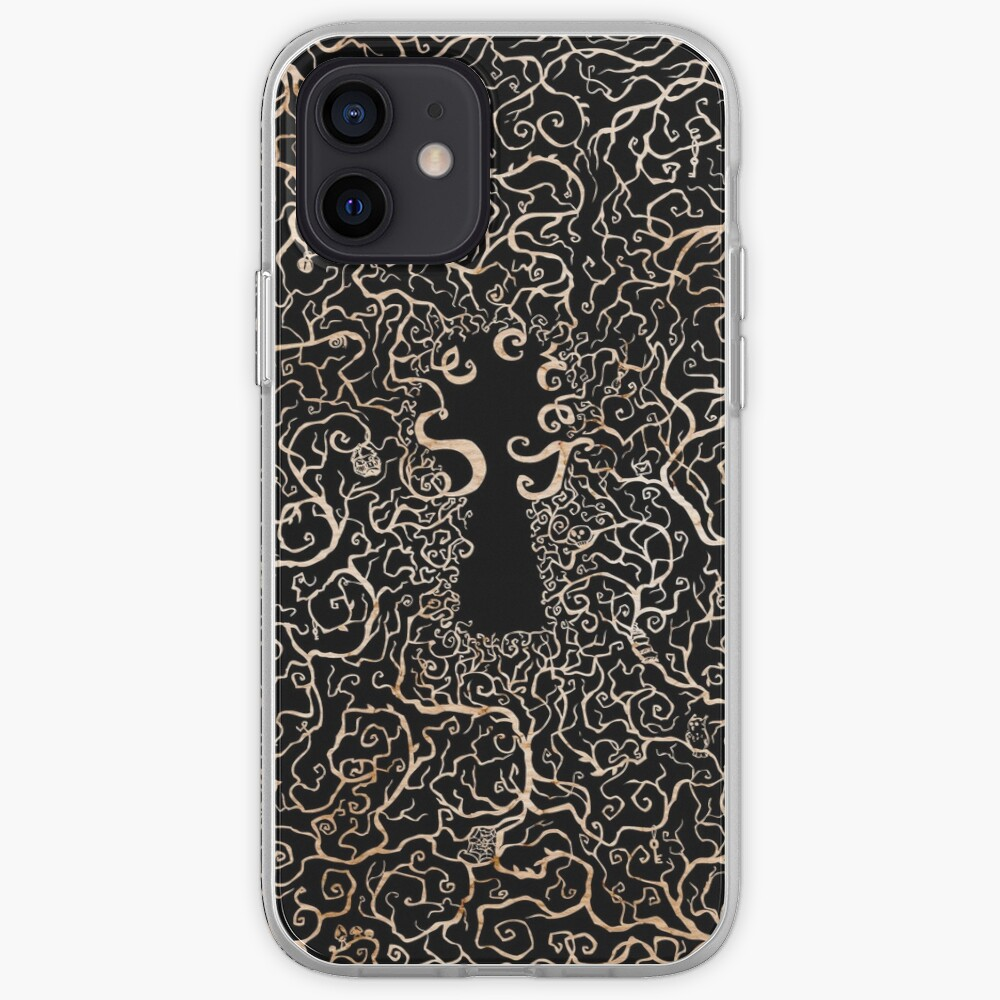Secret  (Stained Paper on Black) Phone Case iPhone Case & Cover