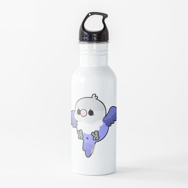 Flying Lovebird - Fischer's (Violet) Water Bottle
