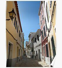 Mahon, Menorca Poster