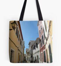 Mahon, Menorca Tote Bag
