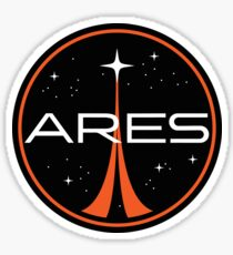 ARES - In Color Sticker