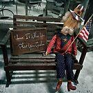 Patriotic USA by vigor