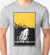 Eat Sleep Ride Repeat Unisex T-Shirt