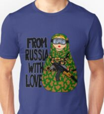 From Russia With Love NESTING DOLL T-Shirt