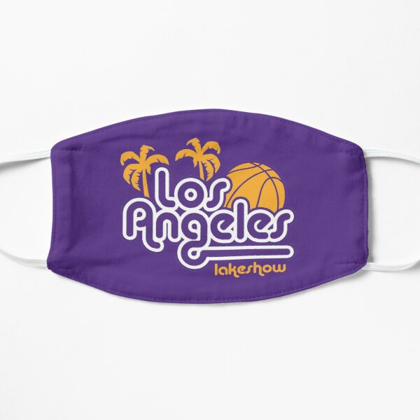 Los Angeles Lakeshow - Purple Flat Mask