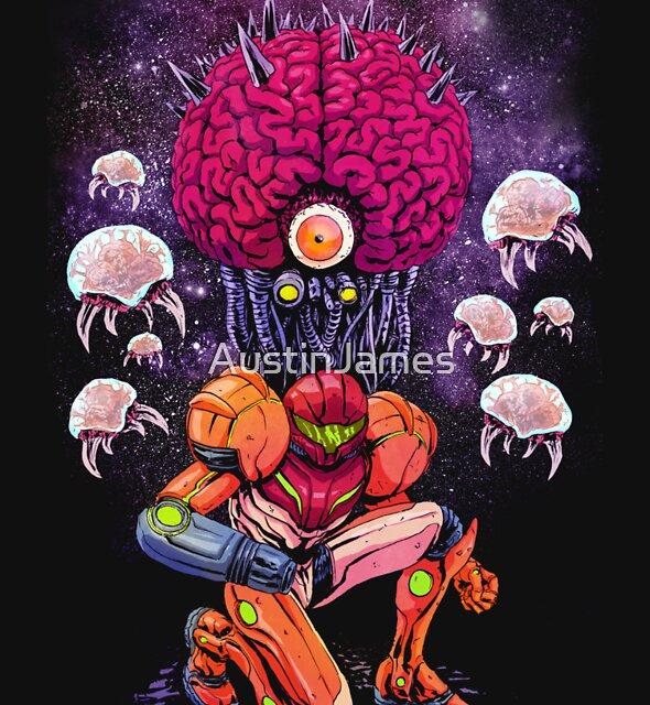 Mother Brain by AustinJames