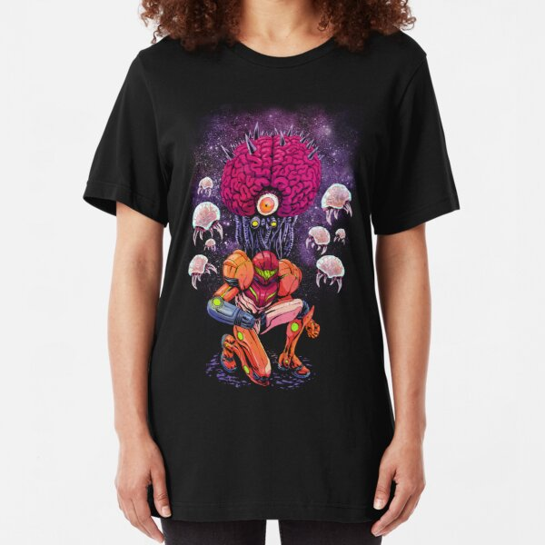Mother Brain Slim Fit T-Shirt