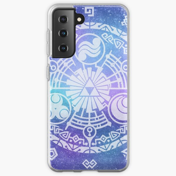 Gate Of Time (and space) Samsung Galaxy Soft Case