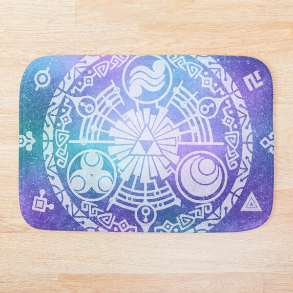 Gate Of Time (and space) Bath Mat