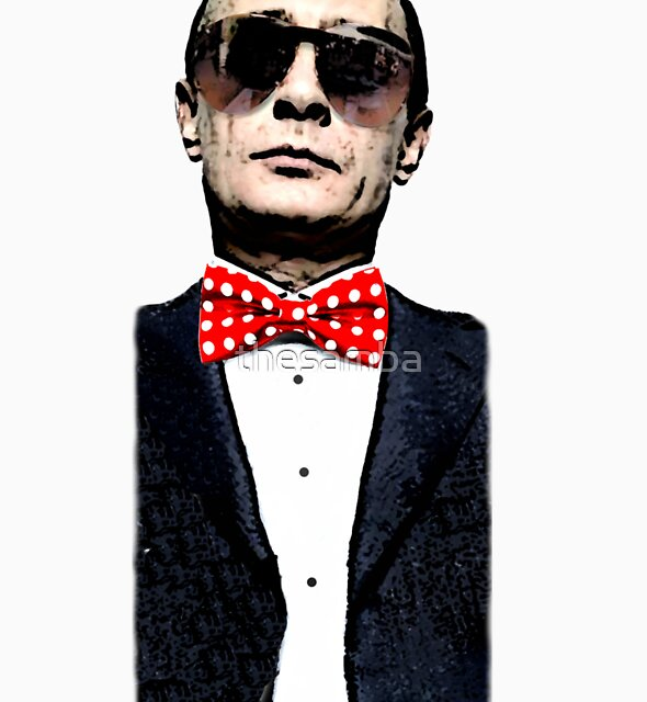Vladimir Putin by thesamba