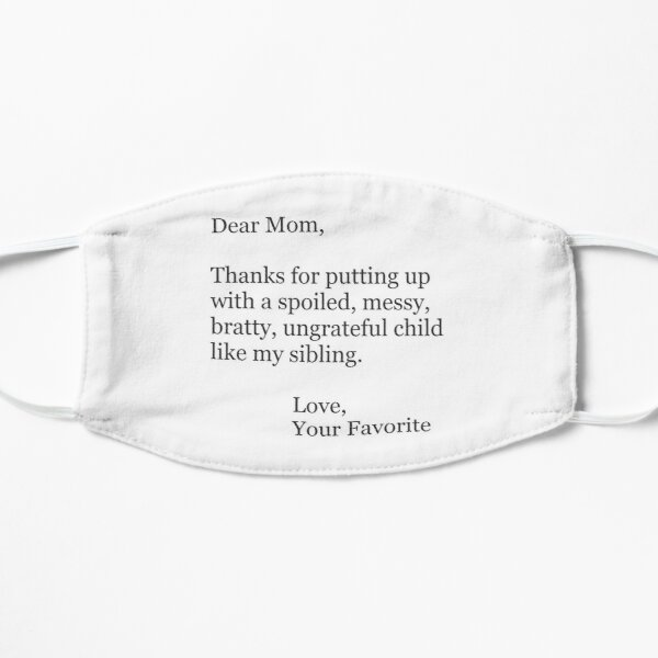 Mothers Day Ideas and Funny Mom Christmas Cards & Gifts for Christmas & Birthday Mask