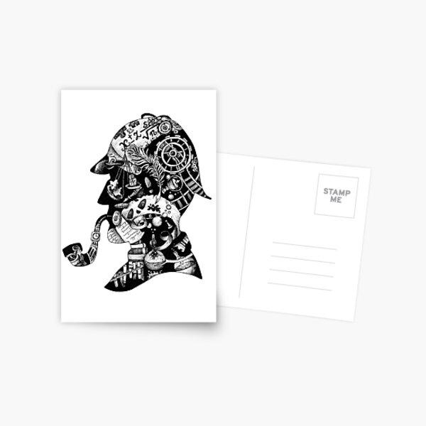 Mr. Holmes Postcard