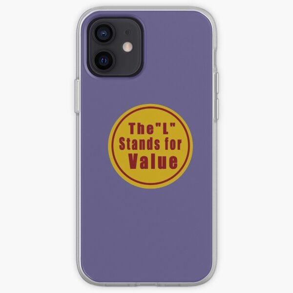 the l stands for value Funda blanda para iPhone