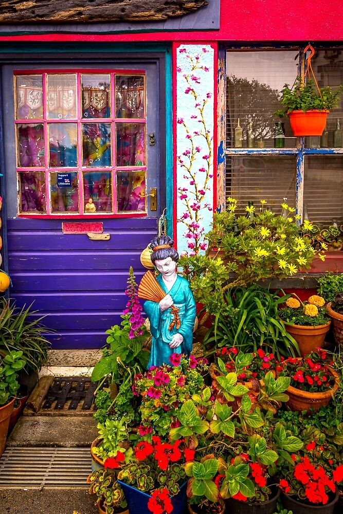 Colourful Shop Front Display by StephenRphoto