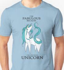 FABULOUS WORLD Unisex T-Shirt