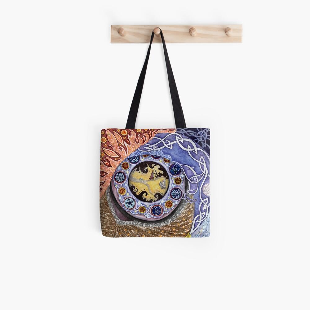 Eye of Achill Tote Bag