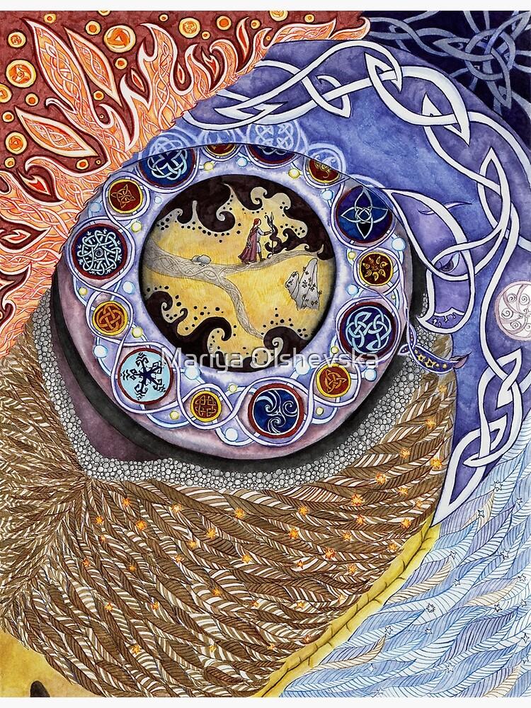 Eye of Achill by OzureFlame