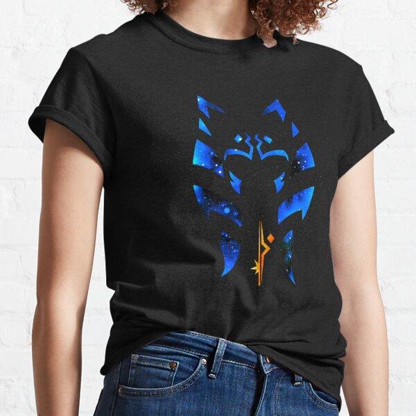 Ahsoka Tano Fulcrum Classic T-Shirt