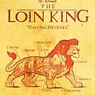 THE LOIN KING by beastpop