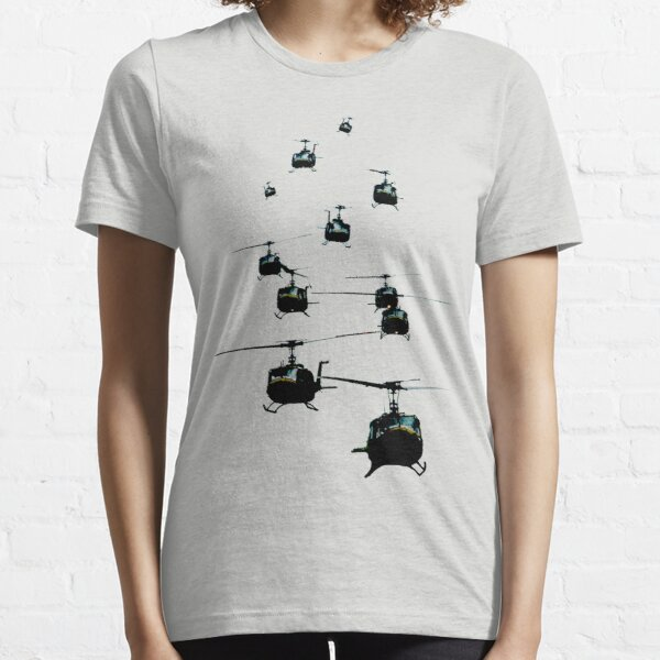 Huey Helicopters Essential T-Shirt
