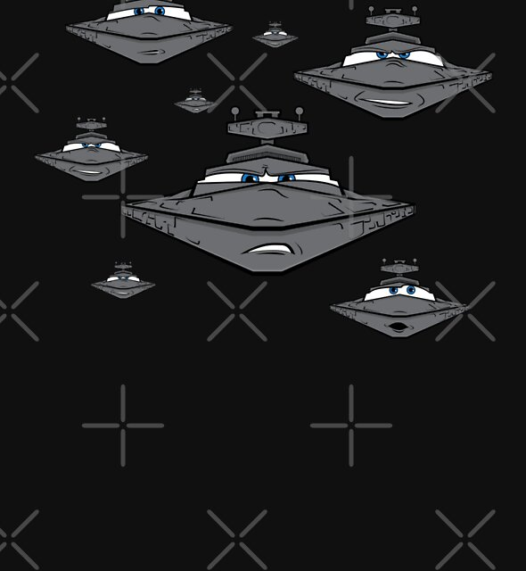 Imperial *Cars* Destroyer Fleet by maclac