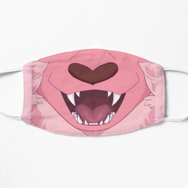 Lion Maw Flat Mask