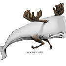 The Moose Whale by Chris Harrendence