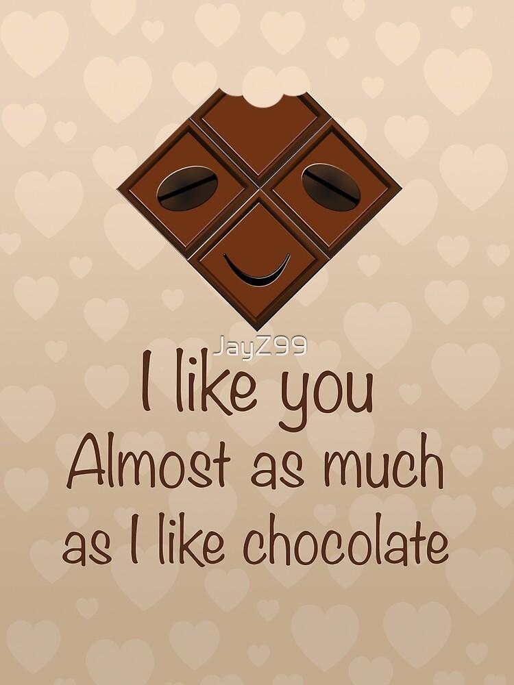 Like chocolate by JayZ99
