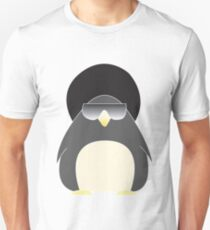 Afro Penguin  T-Shirt