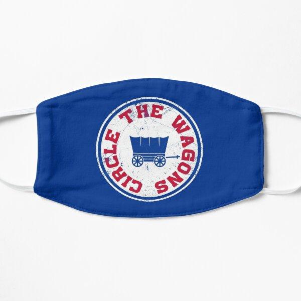 Circle The Wagons, Vintage - Blue Mask