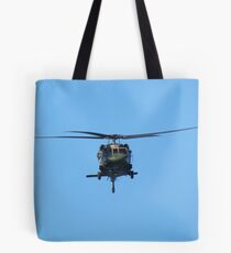 In line of fire Tote Bag