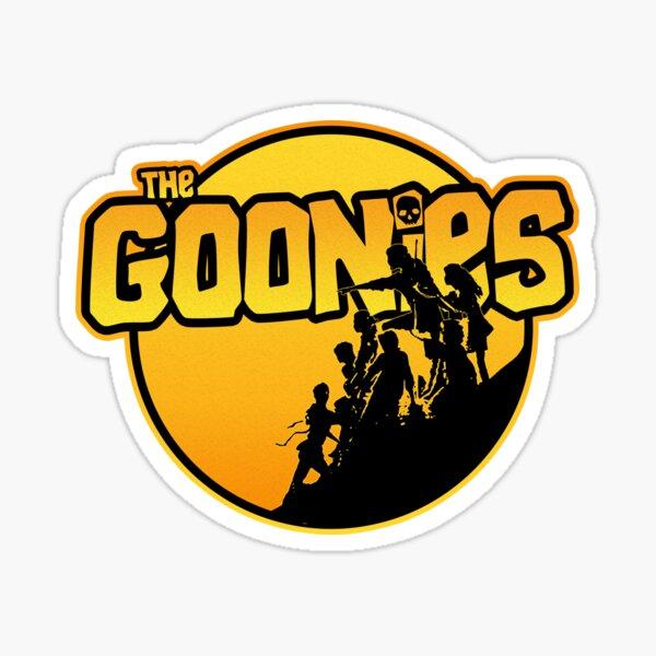 Les Goonies - ver 1 Sticker